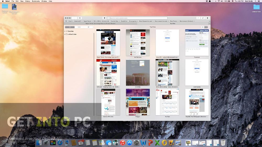 Macbook pro el capitan download free